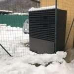pompa di calore alta temperatura